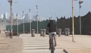 Obras del malecón Costanera continúan en estado de abandono