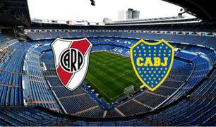 Copa Libertadores 2018: estadio Santiago Bernabéu acogerá final de River vs. Boca
