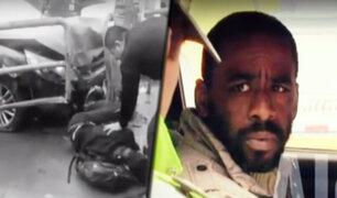 Tiene orden de captura: conductor que atropelló a joven está prófugo de la justicia