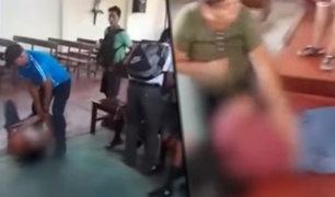 Pucallpa: escolares convulsionan tras jugar a la ouija desatando histeria colectiva