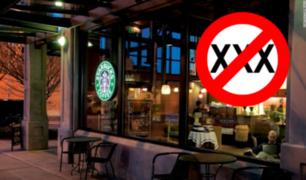 Starbucks anuncia que bloqueará la pornografía en sus locales de EE.UU