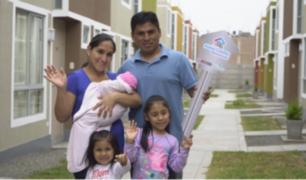Crédito MiVivienda continúa ofreciendo facilidades a las familias