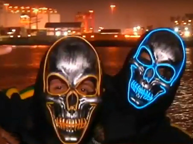 Halloween: conozca la fiesta de terror en la bahía del Callao