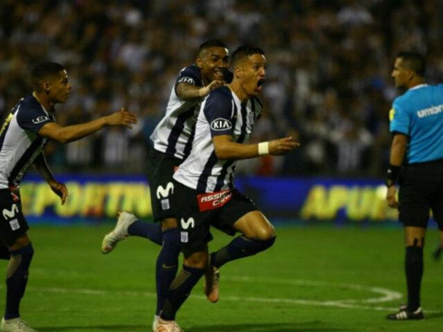 Alianza Lima derrotó 2 – 1 a Universitario de Deportes en Matute