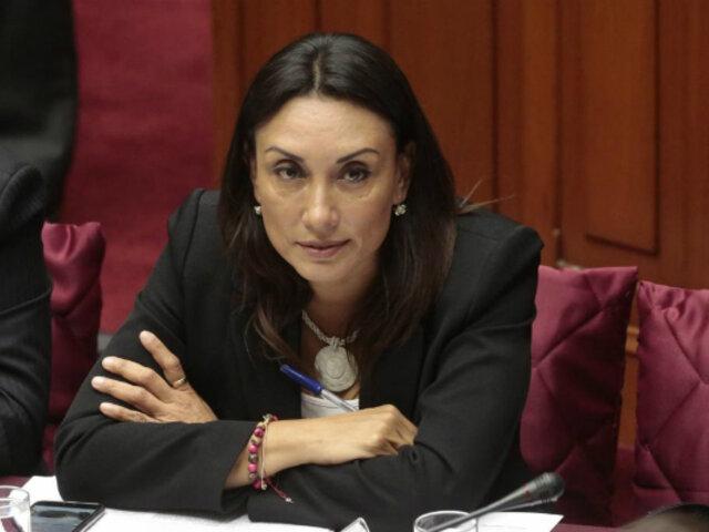 Peruanos por el Kambio: Patricia Donayre oficializa renuncia a su bancada
