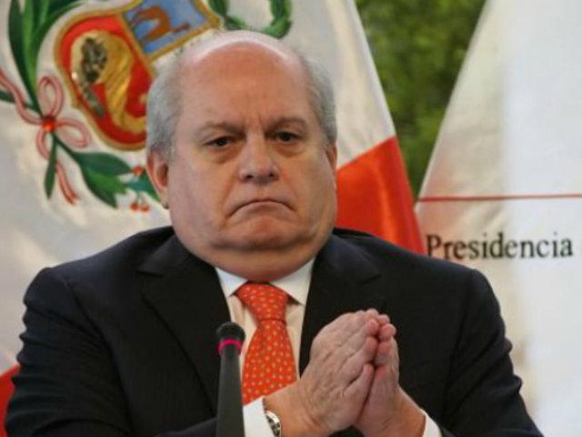 Pedro Cateriano: temen que nuevo premier agudice enfrentamientos con el Congreso
