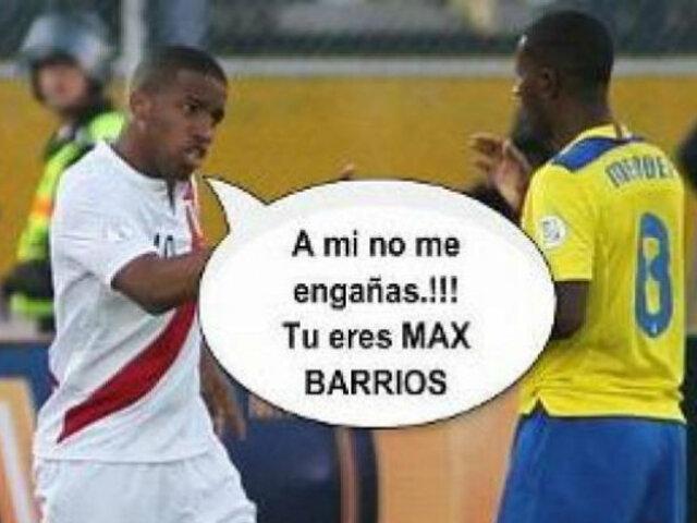 Perú vs Ecuador: Los más divertidos memes calientan así la previa [FOTOS]