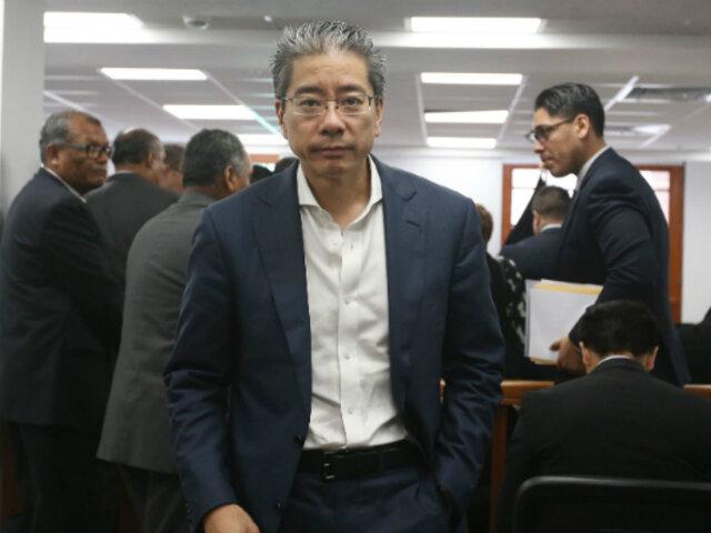 Caso Keiko Fujimori: Jorge Yoshiyama suscribió acuerdo de colaboración eficaz con Fiscalía