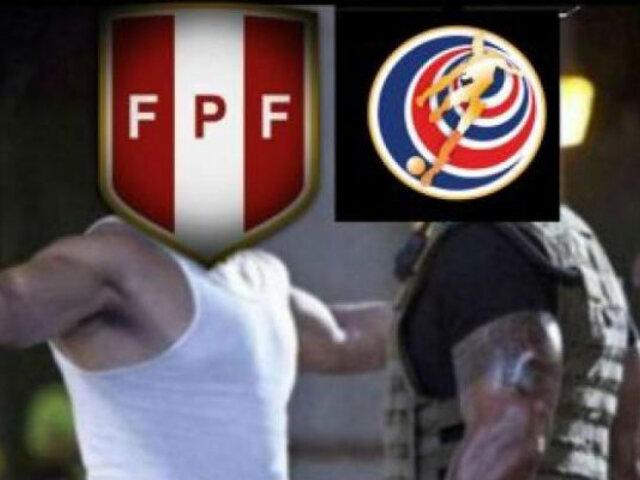 Perú vs Costa Rica: Los memes de la previa que calientan los motores [FOTOS]