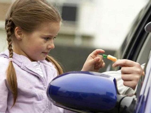 ¿Cómo proteger a tus hijos? La niña que se salvó de un secuestro por una palabra