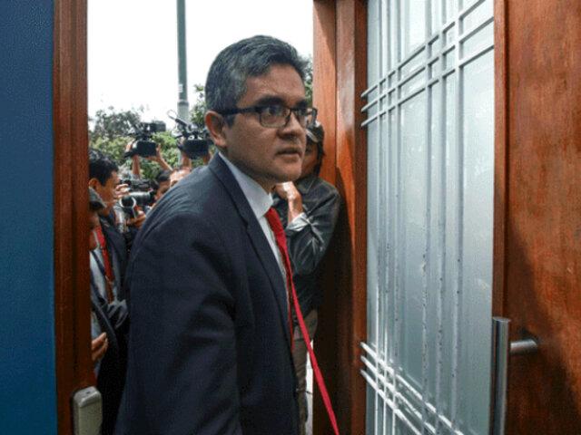 Fiscalía allana inmuebles relacionados a  Fuerza Popular