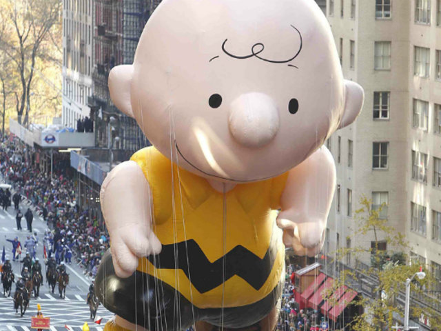 Estados Unidos: miles disfrutaron de desfile por Acción de Gracias