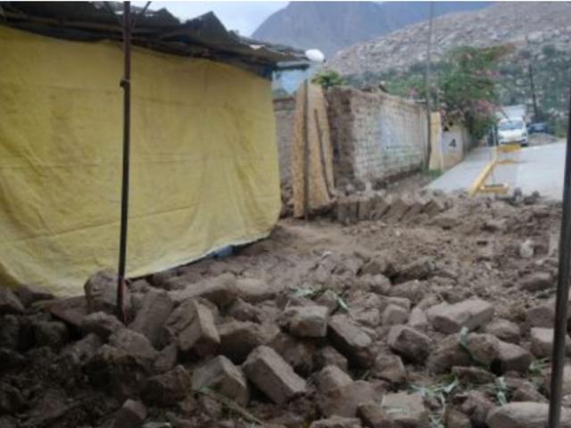 Niña de tres años fallece al interior de su vivienda a causa de huaicos en Áncash