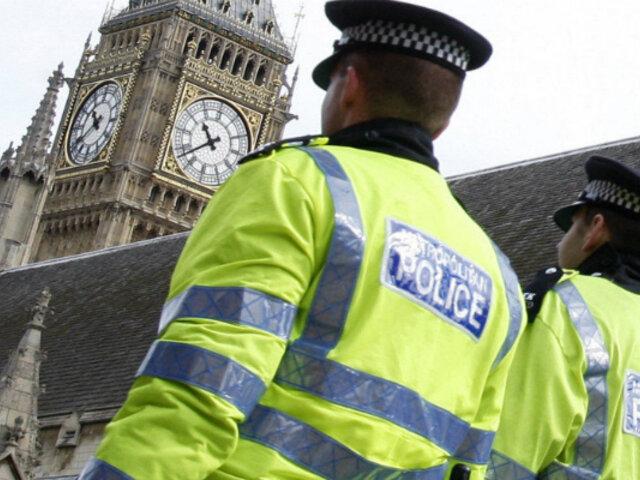 Policía londinense dio a conocer nueva táctica para frenar a la delincuencia