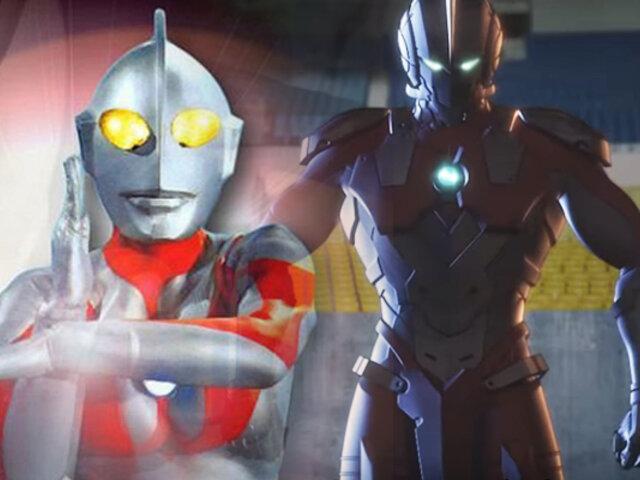 Ultraman: regresa el recordado súper héroe japones por Netflix