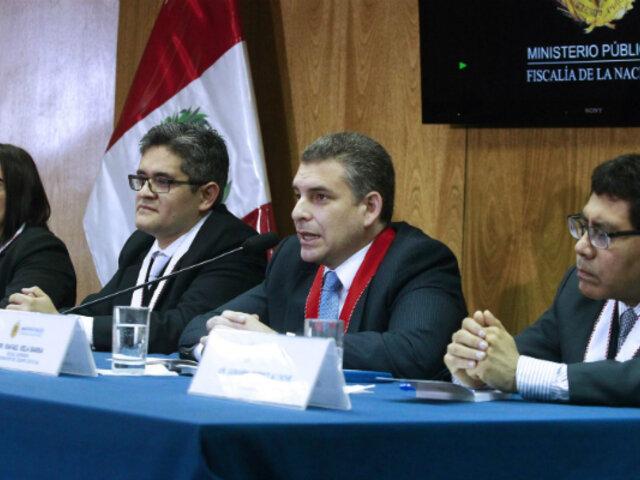 Fiscalía recogerá nuevos testimonios de exdirectivos de Odebrecht