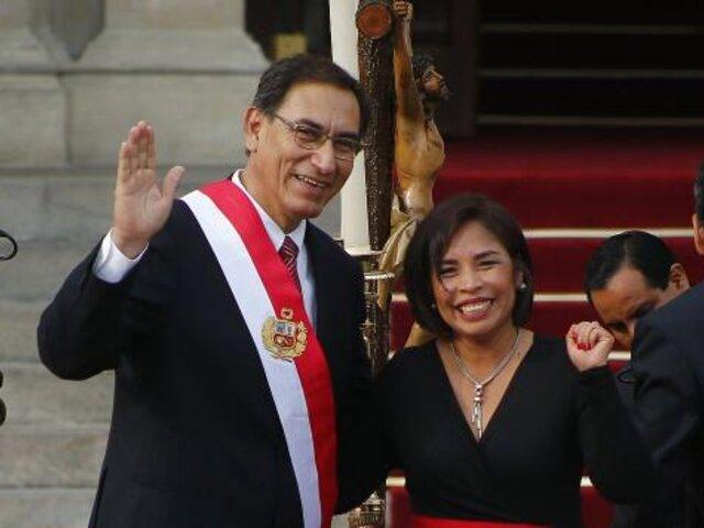 Presidente Vizcarra aceptó renuncia de Patricia Balbuena al ministerio de Cultura