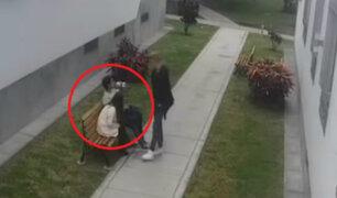 Miraflores: estudiante denuncia que mujer lo sedó y le robó equipo fotográfico