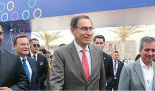 Presidente Vizcarra anunció construcción del aeropuerto de Chinchero