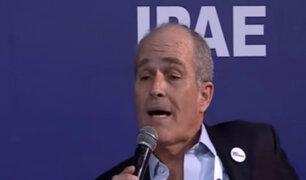 CADE 2018: Roque Benavides dijo que hay persecución contra empresarios
