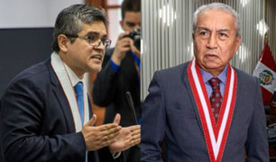 Domingo Pérez interrogó a fiscal Chavarry por caso 'Cocteles'