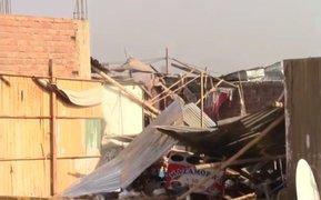 Carabayllo: dos niñas fallecieron tras explosión de artefactos pirotécnicos