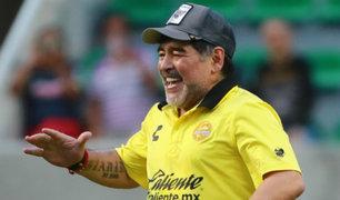 La iglesia 'Maradoniana': crece religión inspirada en astro del fútbol