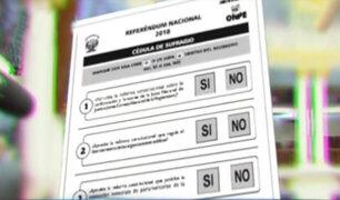 Referéndum en marcha: las cuatro reformas constitucionales propuestas por el Ejecutivo