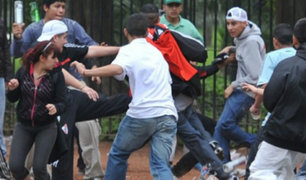 Ciudad de furia: violencia desmedida convierte calles de Lima en ring de box