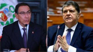 Presidente Vizcarra se pronuncia sobre situación de Alan García tras decisión de Uruguay