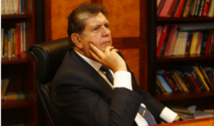 Reacciones en el Congreso tras rechazo de asilo a Alan García