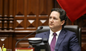 Daniel Salaverry anunció que se retirará de Fuerza Popular