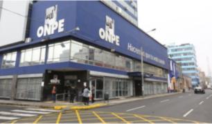 Referéndum: ONPE separa a capacitadora por violar principio de neutralidad