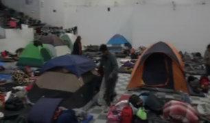 México: cierran albergue de inmigrantes por motivos de salubridad