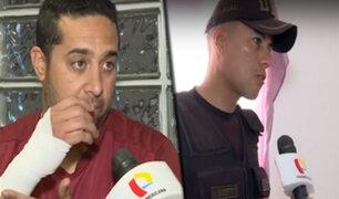 Exserenos venezolanos denuncian falta de pago por parte de la Municipalidad de San Miguel