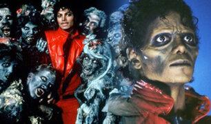 """""""Thriller"""" de Michael Jackson cumple 35 años y sigue siendo el mejor videoclip de la historia"""
