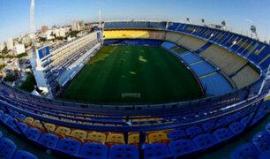 Boca Juniors: Amenaza de bomba hizo evacuar la Bombonera
