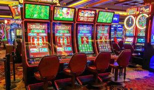 Comisión de Constitución aprueba derogar Impuesto Selectivo al Consumo a casinos y tragamonedas