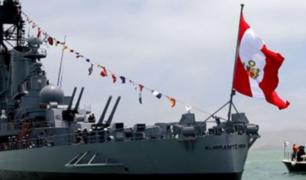 Técnico de la Marina de Guerra sufrió accidente al interior de su embarcación