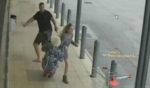 Australia: meten a prisión a sujeto que golpeó a dos mujeres