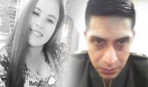 Mujer encontrada en cilindro: Suboficial del Ejército es el principal sospechoso del feminicidio