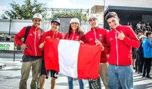Perú ganó Panamericano de Skateboarding y clasificó a Lima 2019