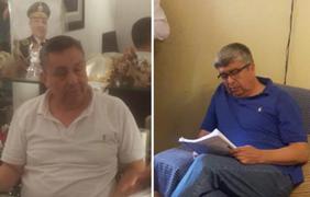 Detienen a dos generales, comandante y mayor de la PNP por vínculos con organización criminal