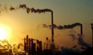 Cambio Climático: emisiones de CO2 alcanzarán nivel récord alerta informe