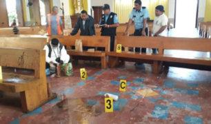 Nicaragua: sacerdote católico es atacado con ácido por una mujer dentro de templo