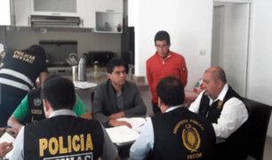 Abogado de Edwin Oviedo fue detenido preliminarmente en Chiclayo