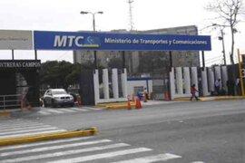 MTC cerró centro de emisión de brevetes de Conchán por 'apagón informático'