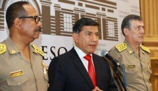 Presentan moción de interpelación contra Ministro del Interior por supuesto 'chuponeo' a Alan García