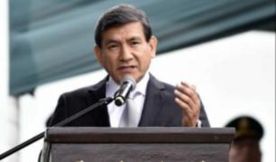 Secretario de Alan García, Ricardo Pinedo, responde al ministro del Interior