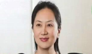 Canadá: detienen a directora de finanzas de Huawei